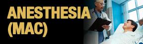 ANESTHESIA-MAC
