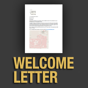 WELCOME-LETTER